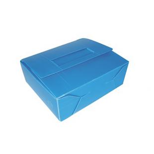 cajas de plástico acanaladas
