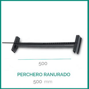 perchero sin ranura