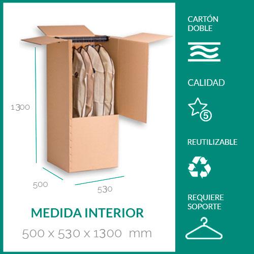 Comprar cajas de cartón Madrid