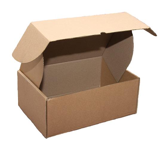 caja de cartón automontables
