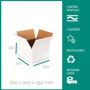 cajas de cartón para mudanzas cartón sencillo